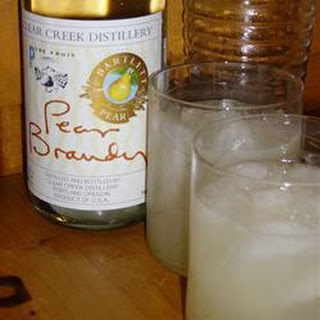 Pear Brandy Cocktails Recipes.