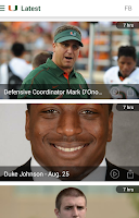 Screenshot of Miami Hurricanes: Free
