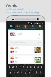 Lingualy - Practice a Language Screenshot 1