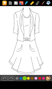 玩教育App|Fashion Designing Dresses免費|APP試玩