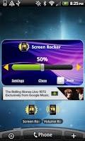 Screenshot of Screen Rocker