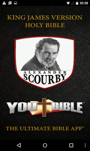 Screenshot for Scourby You Bible App Ranked No 1 in United States Play Store