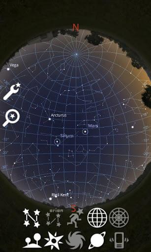 Screenshot for Stellarium Mobile Sky Map in Hong Kong Play Store