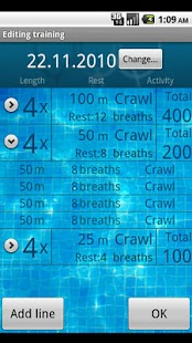 Swim a Mile Pro- screenshot thumbnail