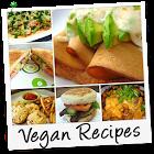 Vegan Recipes Free icon