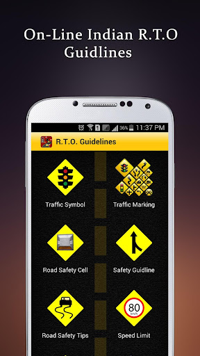 Driving Guidelines + RTO Rules