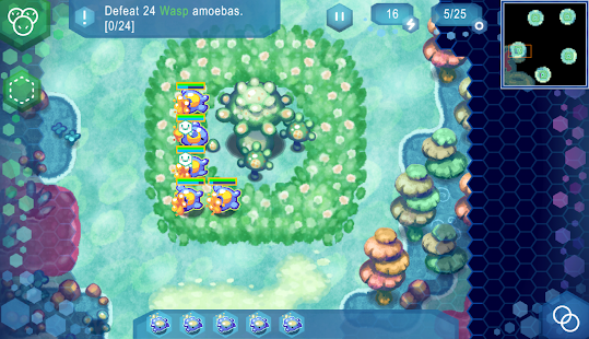 Amoebattle Screenshot 9