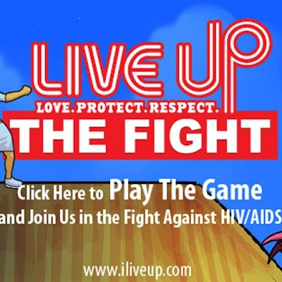 Live Up The Fight