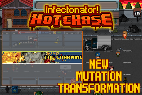 Infectonator Hot Chase - screenshot thumbnail