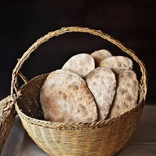 Sourdough Caraway Crackers.