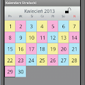 Prosty kalendarz zmianowy