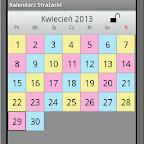 Kalendarz zmianowy