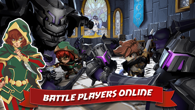 Lionheart Tactics APK screenshot thumbnail 5