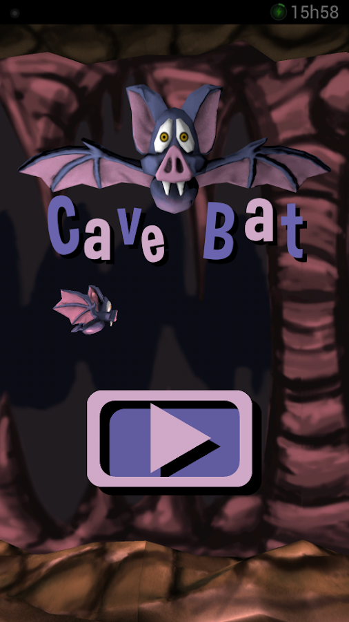 Cave Bat - Free- screenshot