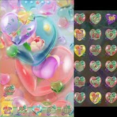 Apex+GO: Valentine Hearts
