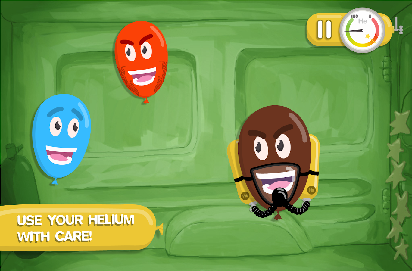 Balloon Party Poppers- screenshot