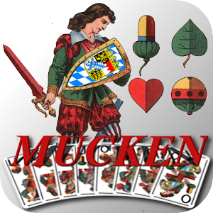 MUCKEN - CARD GAME