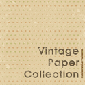 Vintage paper for Kakao Talk icon