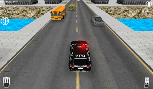 Police Car Racer 16 screenshots 3