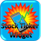 Stock Ticker Widget