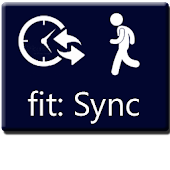 fit:Sync - Alarm Sync 4 fitbit