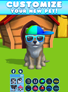 Virtual Pet Puppy- screenshot thumbnail