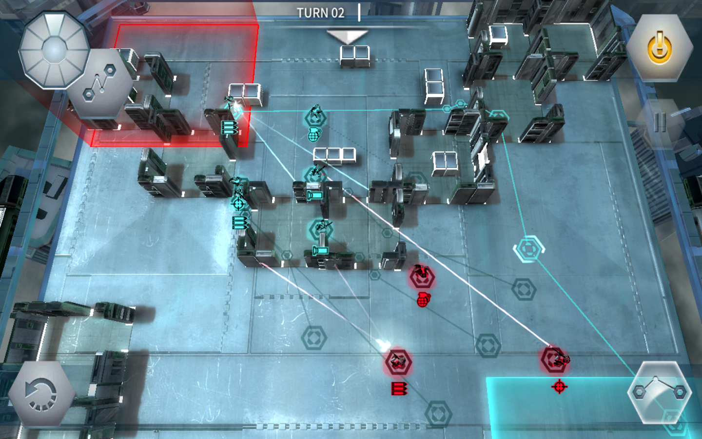 Frozen Synapse Prime- screenshot