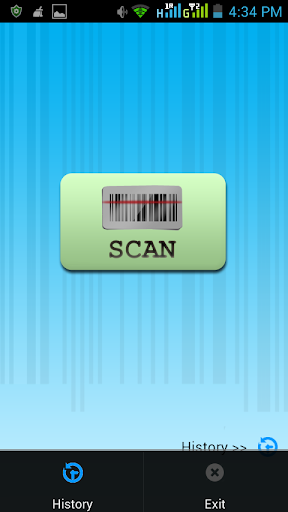 Smart Barcode Scanner
