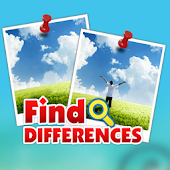 Find The Difference Game