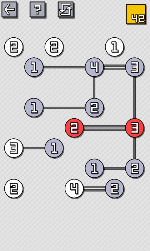 Hashi Puzzles: Bridges Islands - screenshot