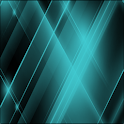 GO SMS Tron Style Theme logo