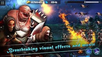 Screenshot of Hell Zombie