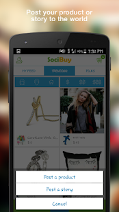 SociBuy- screenshot thumbnail