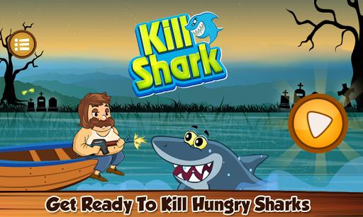 Kill Shark - Shooting Game