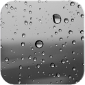 GalaxyS4 Raindrops Wallpaper icon