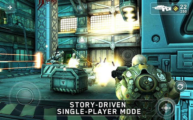 SHADOWGUN Screenshot Image