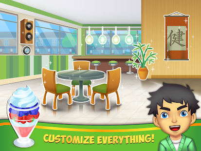 My Salad Bar - Healthy Food Shop Manager- screenshot thumbnail