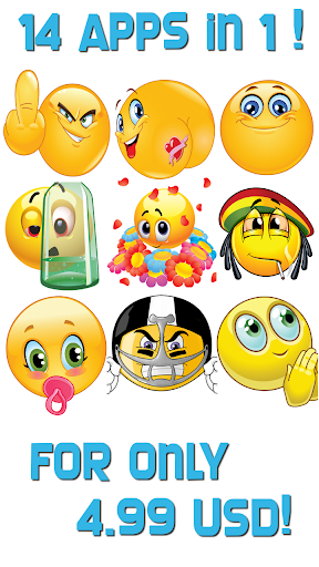 Screenshot for Emoji World Collections in Hong Kong Play Store