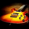 Electric Guitar Rock Music icon