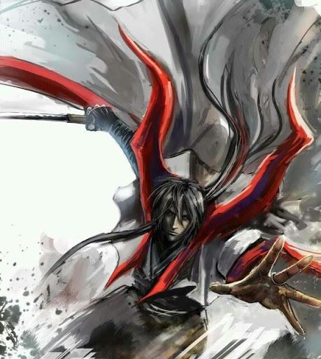 Samurai Anime 【Comic・Manga】
