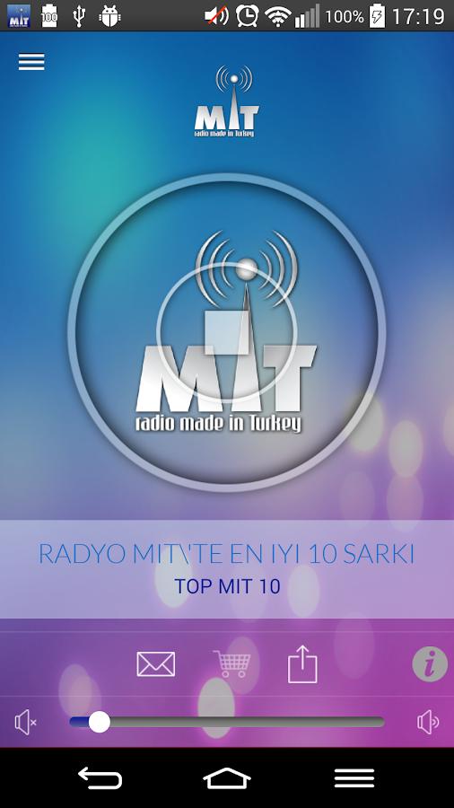 RADIO MIT – MADE IN TURKEY - screenshot