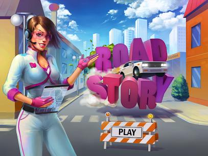 Road Story MOD Apk 1.02 (Unlimited Money) 6