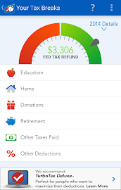 TaxCaster by TurboTax - Free Screenshot 23