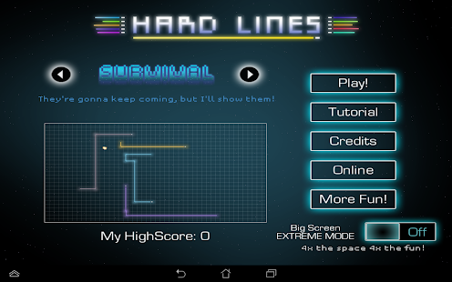 Hard Lines Screenshot 7
