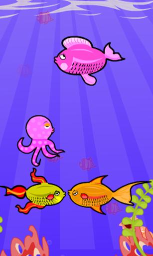 休閒必備免費app推薦|Fun Fish Love Kiss線上免付費app下載|3C達人阿輝的APP