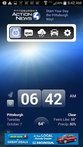 Alarm Clock Pittsburgh WTAE 4