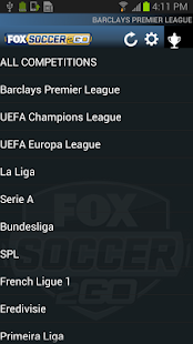 Fox Soccer 2 Go- screenshot thumbnail