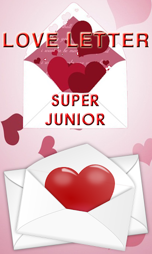SUPER JUNIOR情書