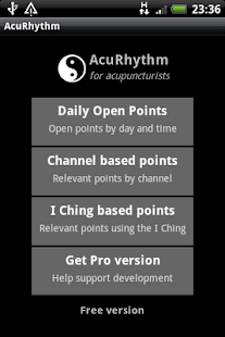AcuRhythm Acupuncture Points- screenshot thumbnail