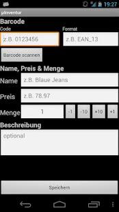 µInventory BETA- screenshot thumbnail